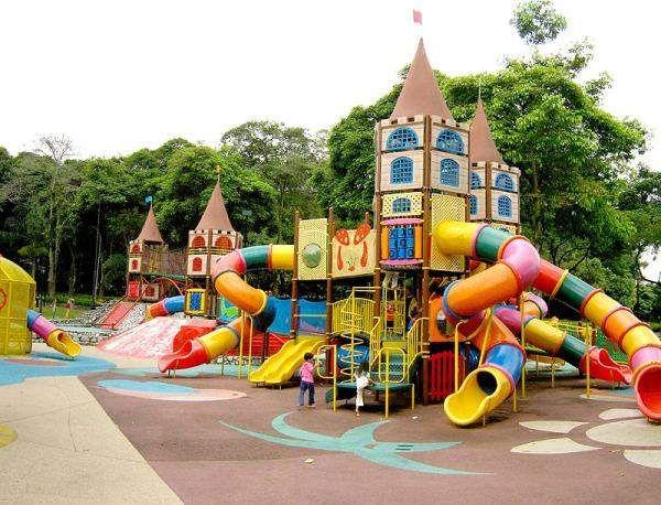 Kids Playground Equipment Playground Fun For Kids